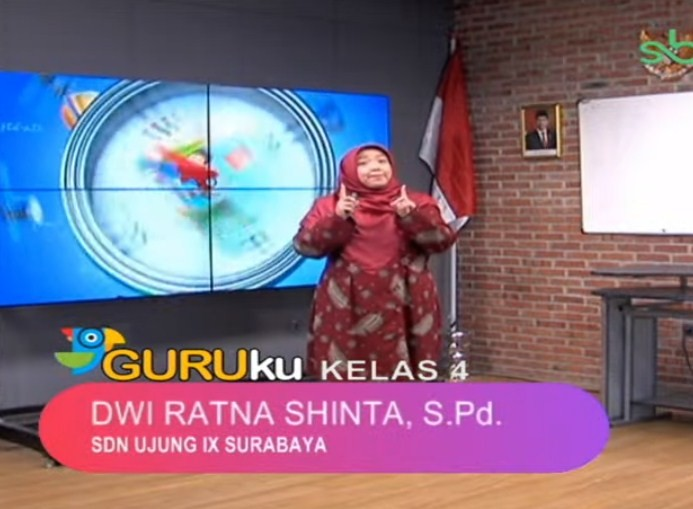 SBO TV 19 November 2020 Kelas 4