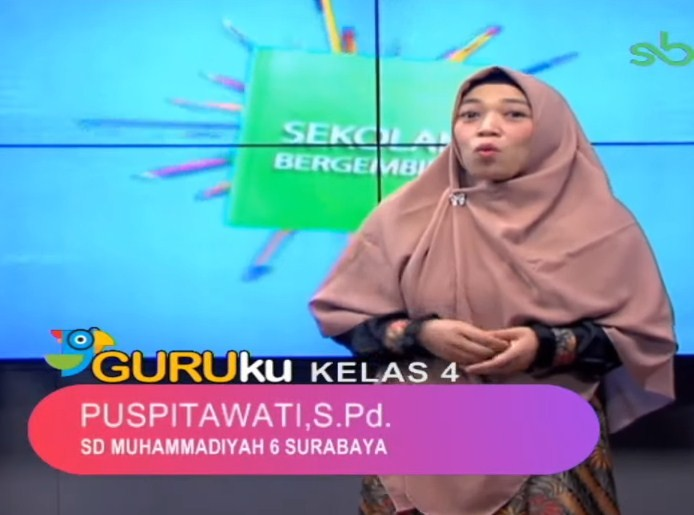 SBO TV 26 November 2020 Kelas 4