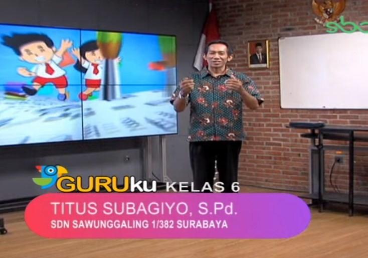 SBO TV 11 November 2020 Kelas 6