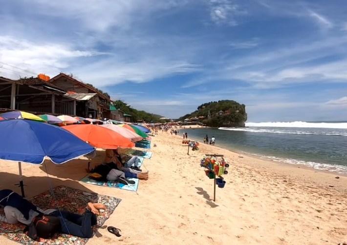 tiket Pantai Indrayanti Jogja