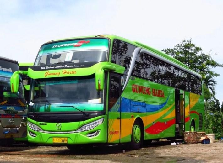 Tiket Bus Gunung Harta