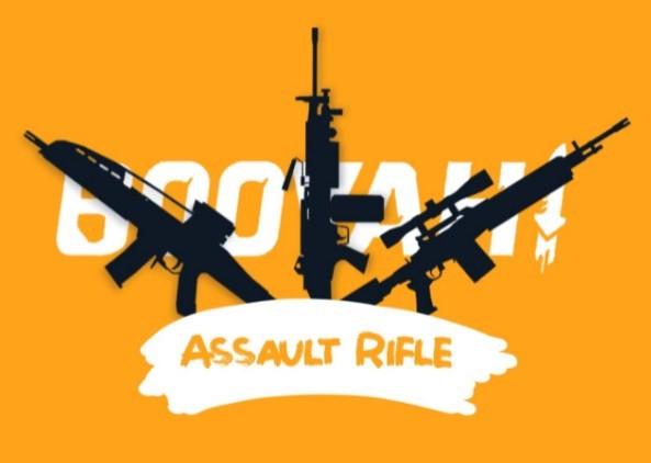 Senjata Assault Rifle FF