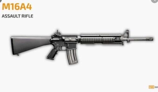 Jenis Senjata PUBG Paling Sakit