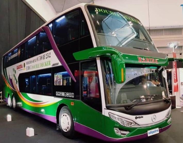 Bus Karina Double Decker
