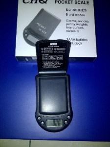 Timbangan Pocket Digital