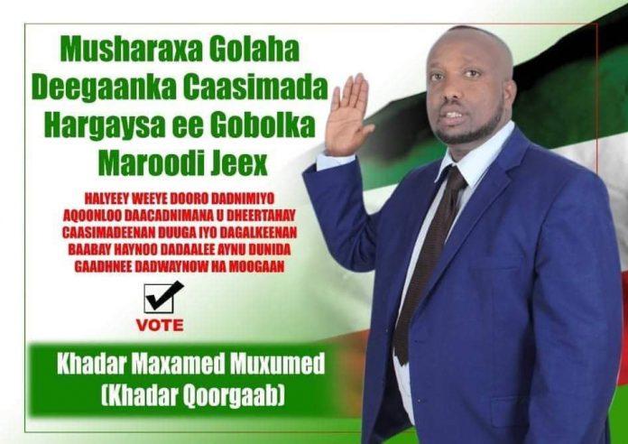 Musharax Khadar Qoorgaab
