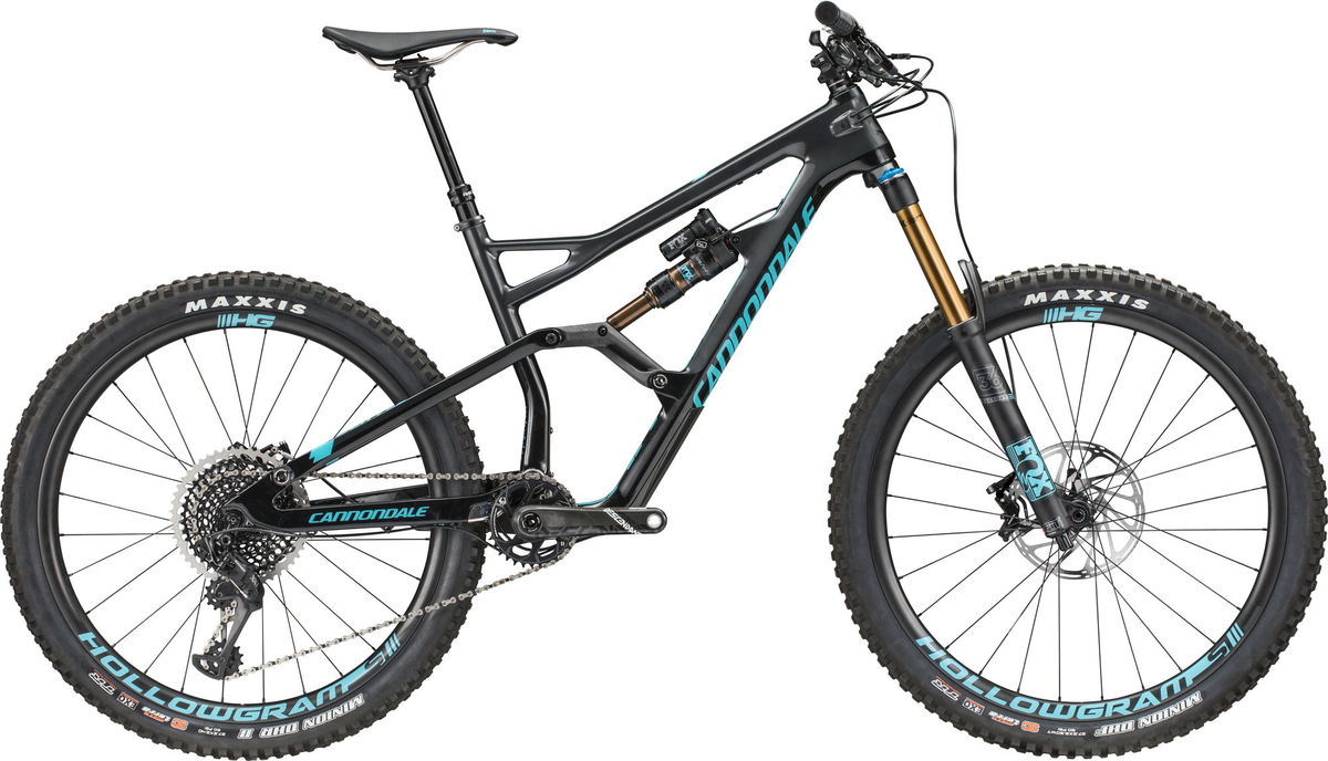 CANNONDALE Jekyll 1 DEMO 2018 :: £3599.00 :: SHOP SOILED