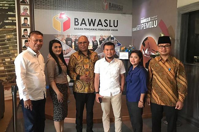 Tim Advokat Indonesia Bergerak: Mari Kawal Bersama Bawaslu Banyuasin