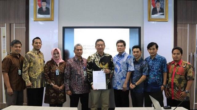 Syarif Hidayat: Fasilitas Kemudahan Bea Cukai Untuk Mendorong Ekspor