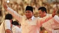Prabowo: Selama Rakyat Menghendaki, Saya Tidak Akan Menyerah