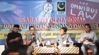 LBH GPI Sebut Tidak Semua Buruh Paham UU Omnibus Law