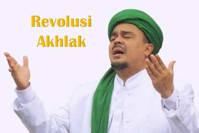 Revolusi Akhlak, Antara Harapan dan Kenyataan