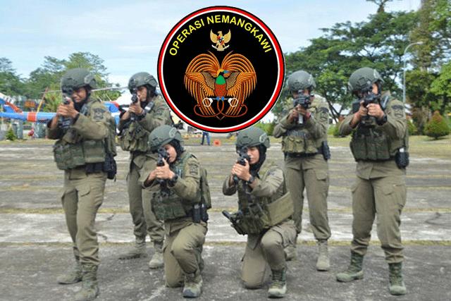 Operasi Nemangkawi, Upaya Penegakan Hukum Pada KKB di Papua