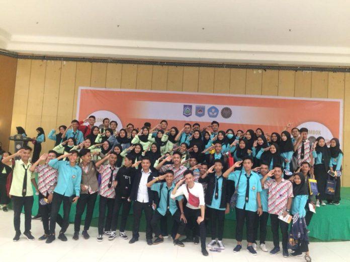 SMKN 2 Mataram Ikuti Lombok Expo Kampus