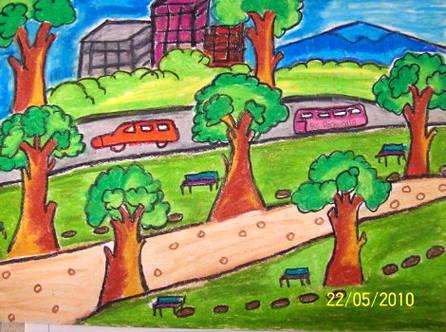 Gambar Pemandangan Anak SD | Harian Nusantara