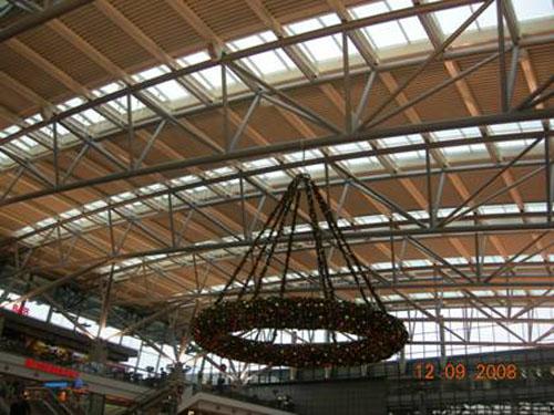 terminal 3 cengkareng  changi  hamburg  The site of