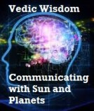 Vedic Wisdom Bhagavad Gita Planet communication