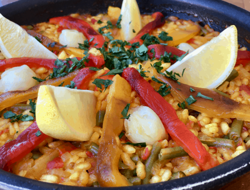 paella side