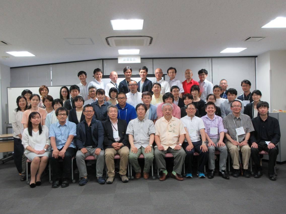 一般社団法人 日本生殖鍼灸標準化機関(JISRAM)第一回研修会にて
