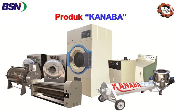 Daftar Harga Mesin Cuci Laundry Kanaba - Harimukti Teknik