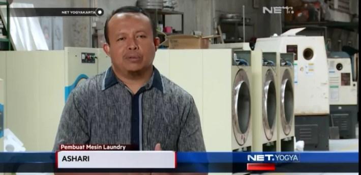 Kanaba Mesin Laundri rumah sakit mesin laundry hotel