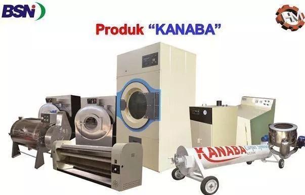 Gambar Mesin Cuci Laundry Kanaba dan Harganya