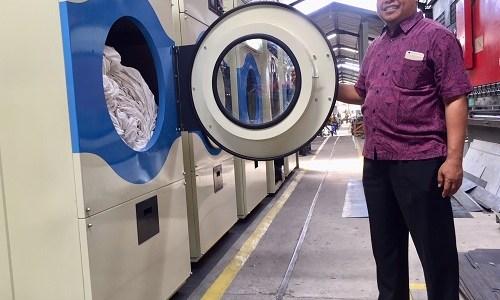 Pabrik Mesin Cuci Karpet Kanaba