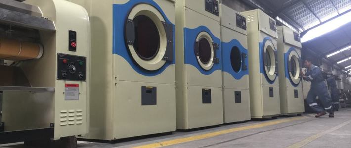 Dryer Rumah Sakit Dan Hotel KANABA