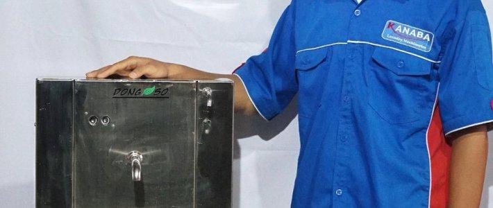 Permintaan mesin cuci tangan otomatis melonjak dimasa transisi new normal