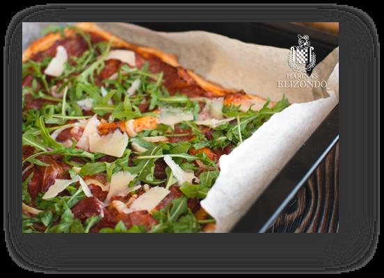 Masa de Pizza_Hoja de Plata