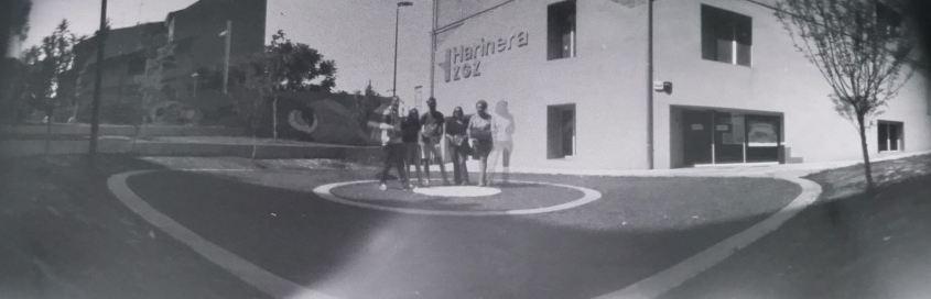 Taller Fotografía estenopéica y analógica en Harinera ZGZ Zaragoza