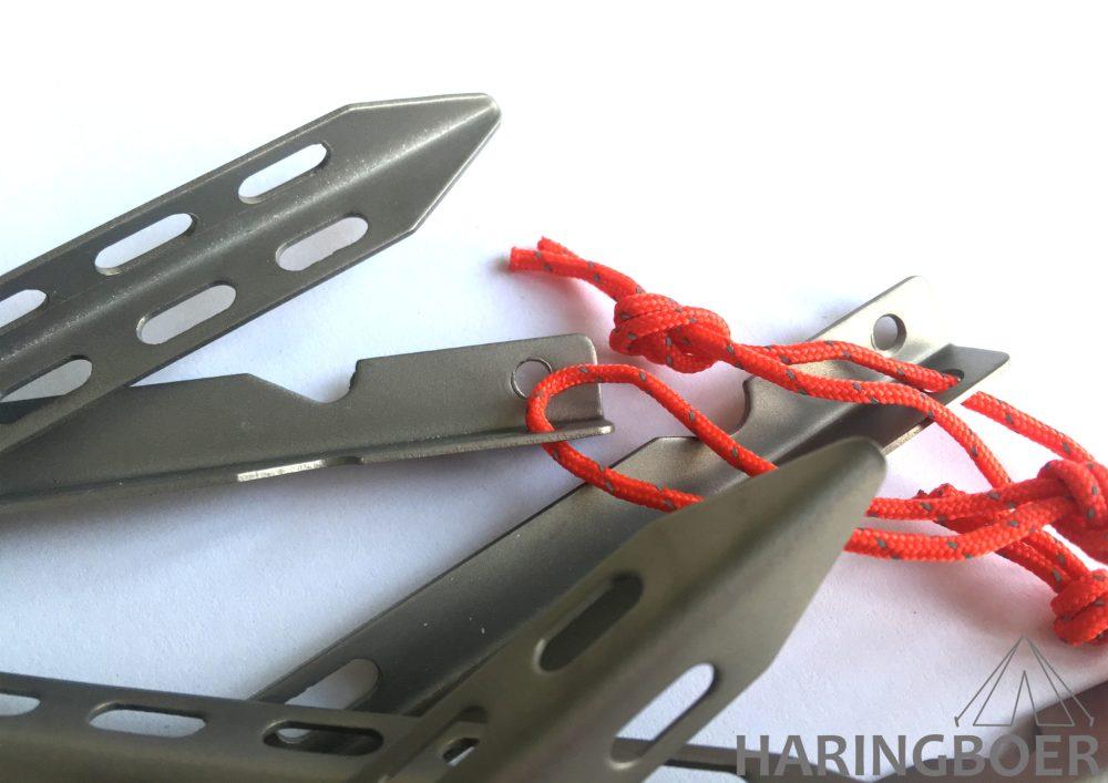 titanium tent haringen kopen 16cm v-haringen voor uw tent haring koop