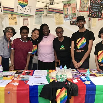 Pride Month in Haringey