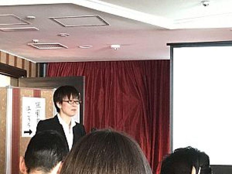 若林理砂先生の三旗塾オープン講座