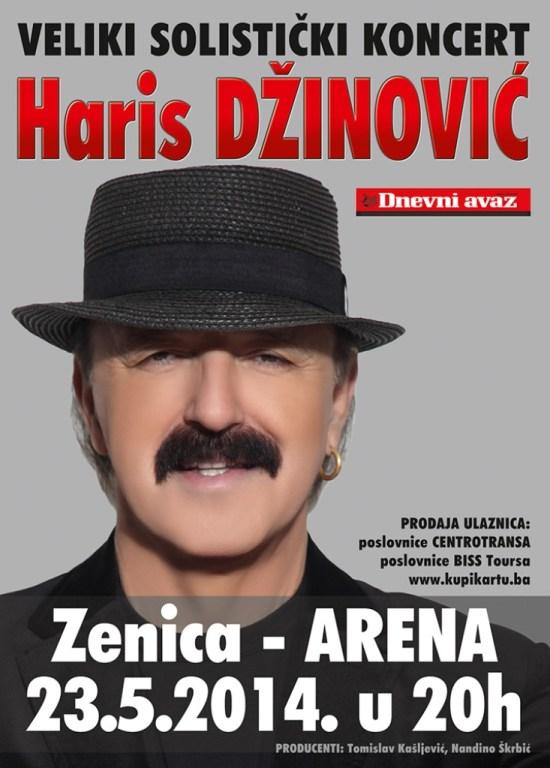 Haris 2014 ZENICA