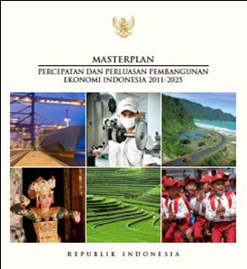 Masterplan Percepatan dan Perluasan Pembangunan Ekonomi Indonesia 2011-2025