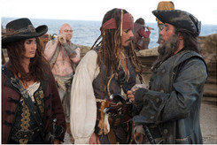 Pirates of the Caribbean: On Stranger Tides – Review