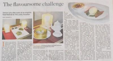Flavoursome Challenge