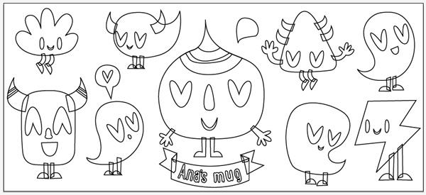 Easy Ways to Make Coffee Mug Design in Adobe Illustrator