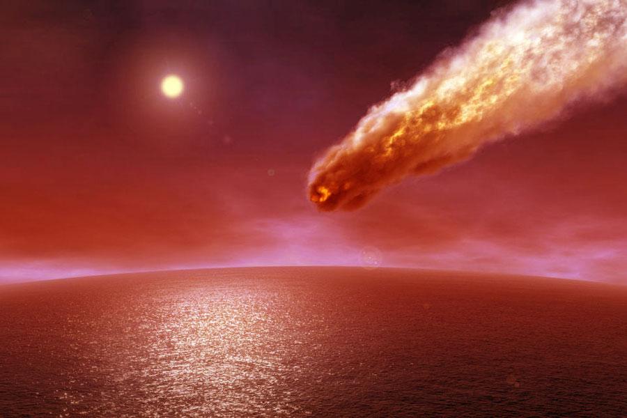 Penglihatan Bocah 9 Tahun: Asteroid Menabrak Bumi, Perang Nuklir, Kebangkitan Nephilim dan Gempa Bumi Raksasa