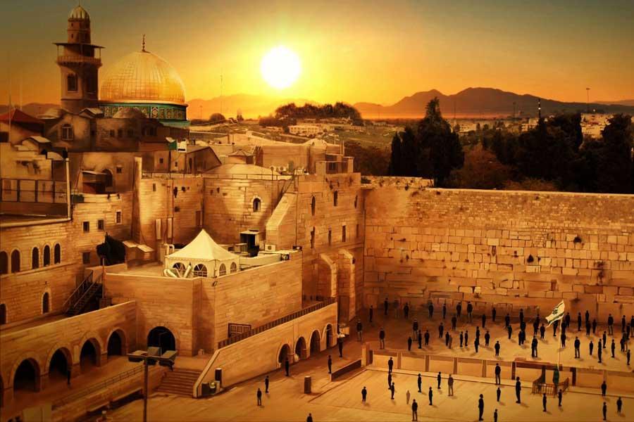 Mimpi Profetik Pastor TD Hale Tentang Kehancuran di Bukit Bait Suci Israel, Meterai Elohim, dan Perang Besar