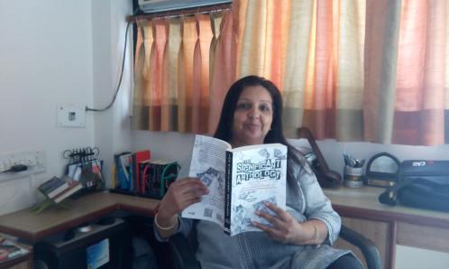 KALPANA SHAH #AHMEDABAD
