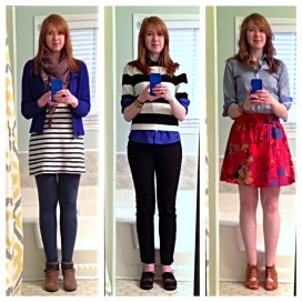 Hark at Home: outfits