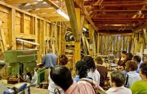chair workshop