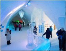 Ice Hotel Quebec City