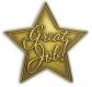 213 7501 1 - Great Job Pin