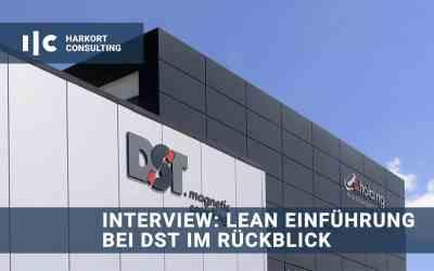 Interview: Mittelständler für Zukunft gewappnet! Lean Einführung im Rückblick