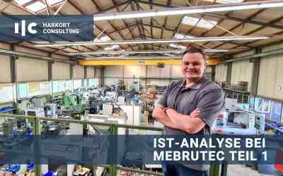 IST-Analyse bei Mebrutec