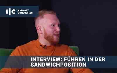 Interview: Führen in der Sandwichposition beim Automobilzulieferer