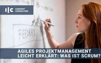 Leicht erklärt: Agiles Projektmanagement – Was ist Scrum?
